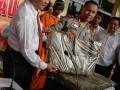 Gagalkan Penyelundupan Ganja Asal Aceh