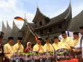 Pembukaan Festifal Budaya Minangkabau