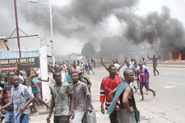Pasukan keamanan Kongo bunuh para pemberontak