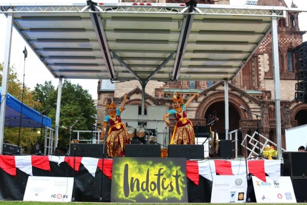 Festival budaya Indonesia terbesar digelar di Boston