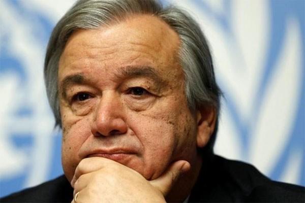 Sekjen PBB desak Myanmar hentikan serangan terhadap Rohingya