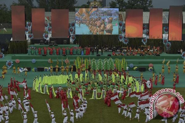 PEPARNAS - 605 medali emas diperebutkan