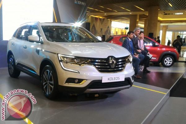 Renault kenalkan dua produk anyar, new Koleos dan Kwid