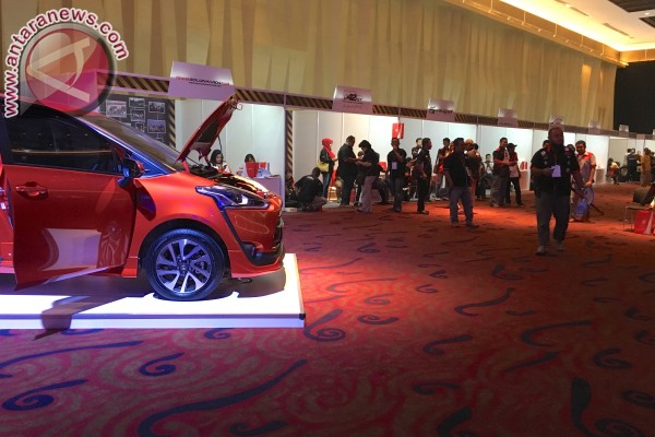 16 klub ramaikan Toyota Jamboree 2016