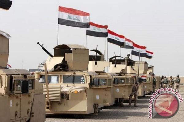 Tentara Irak merangsek jauh ke dalam wilayah Mosul