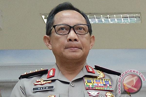 Polri Kerahkan 18 Ribu Personel Untuk Amankan Unjukrasa 4 November