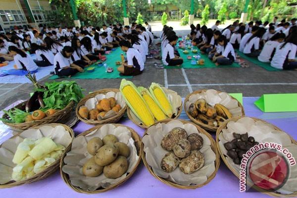 Lampung berhasil turunkan konsumsi beras