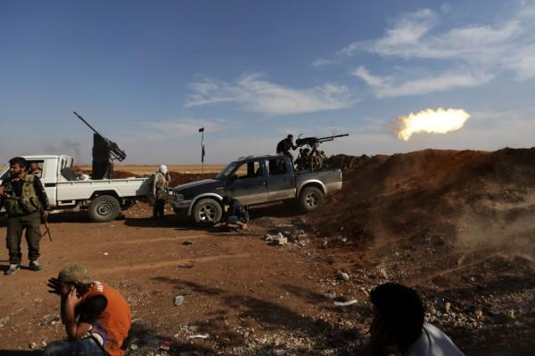 Rusia Nyatakan Gencatan Senjata 10 Jam Di Aleppo
