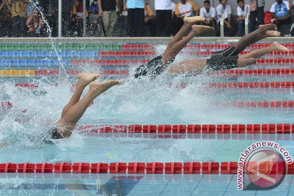 731 atlet ramaikan Festival Akuatik 2017 di Palembang