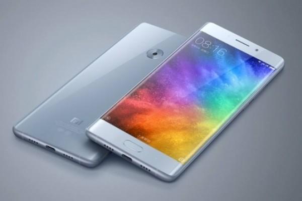 Xiaomi Mi Note 2 resmi dirilis