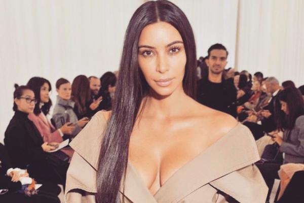 Kim Kardashian buka mulut soal perampokan Oktober silam
