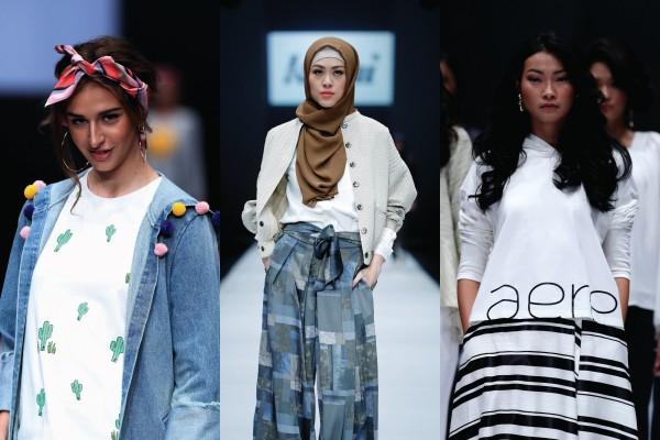 Kolaborasi Indonesia-Malaysia Di Jakarta Fashion Week 2017