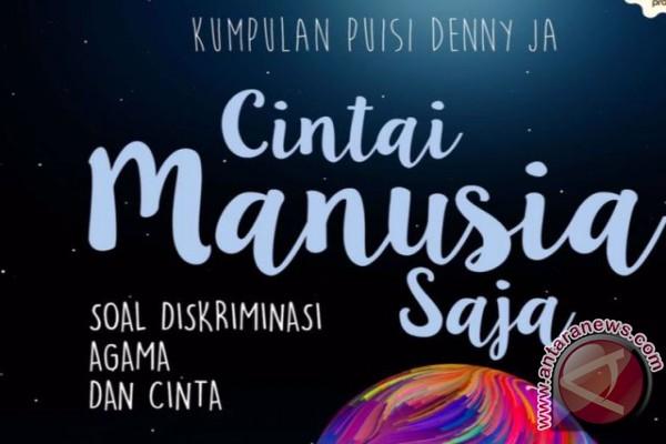 Puisi Denny JA Soal Pilkada Dibacakan Di TIM