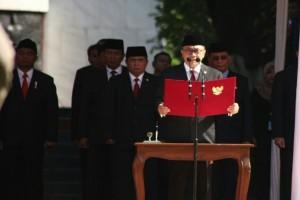Ketua MPR peringati Hari Kesaktian Pancasila di Lubang Buaya