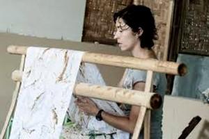 Pameran lukisan batik mahasiswa di Meksiko