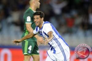Real Sociedad bungkam Betis 1-0 berkat gol Carlos Vela