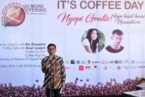 Indonesia ditargetkan jadi eksportir kopi sangrai dunia