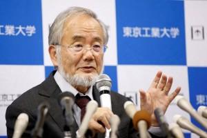 Ilmuwan Jepang menangi Hadiah Nobel Kedokteran