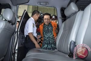 Sidang praperadilan Irman Gusman digelar 18 Oktober