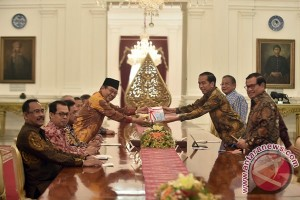 Presiden Jokowi persilahkan UU tentang BPK direvisi