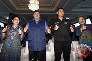 Sylviana Murni sebut SBY orang luar biasa
