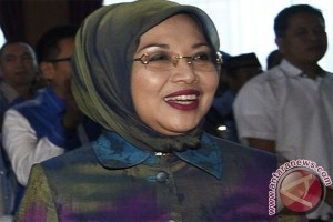 Sylviana: tidak ada korupsi dana bansos Pramuka