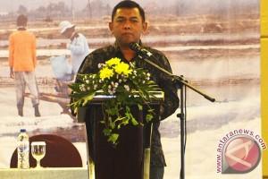 Rakornas Peningakatan Produksi Garam Nasional