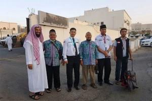 Tiga jemaah haji pembawa uang dibebaskan