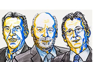 Nobel Kimia untuk pembangun mesin terkecil di dunia