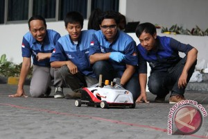Mobil Kimia ITS Juara Di Australia