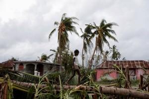 Korban tewas badai di Haiti mencapai 1.000 orang