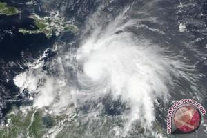 Musim badai Atlantik diperkirakan melebihi rata-rata