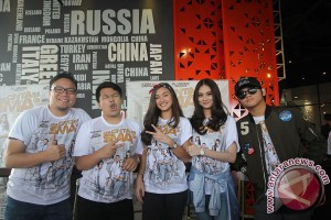 Meet and Greet Film Ada Cinta di SMA
