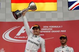 Daftar para juara dunia Formula 1 sejak 1950