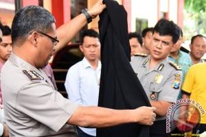 Polisi dalami keterangan pembuat jubah Taat Pribadi