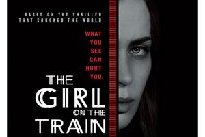 """The Girl on the Train"" paling banyak ditonton di Amerika Utara"