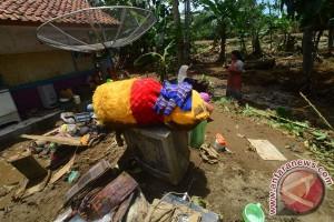 Pasca Banjir Bandang Ciamis