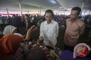 Kunjungan Kerja Jokowi Di Yogyakarta