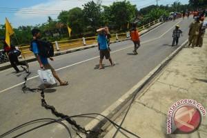 Jabar dorong percepatan perbaikan jembatan Putrapinggan Pangandaran