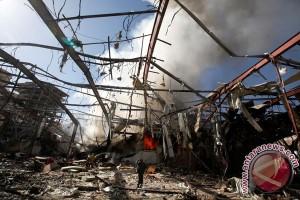 Koalisi Saudi hambat pengiriman bahan bakar pesawat PBB ke Yaman