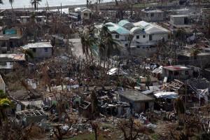 Ban Ki-moon kunjungi Haiti