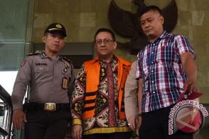 Irman Gusman menolak diperiksa karena ajukan praperadilan