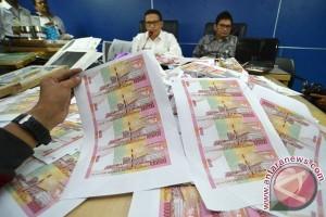 Pasutri PNS pengedar uang palsu ditangkap