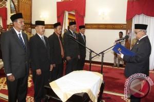 Pelantikan KIP Aceh Timur