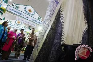 Pembukaan Jogja Batik Biennale 2016