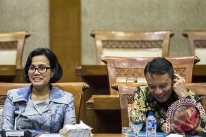 Rapat Kerja Menteri Keuangan