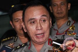 Terduga teroris berencana serang pos polisi Serpong