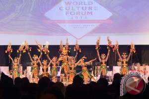 WCF Bali Declaration focuses on culture to drive sustainable development