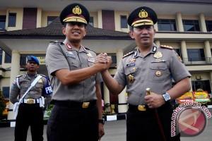 Sertijab Kapolda Banten