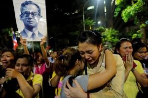 Muslim Thailand ingat pengeboman saat kunjungan Raja Bhumibol Adulyadej